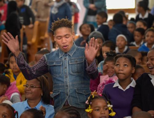 Fun in the Church