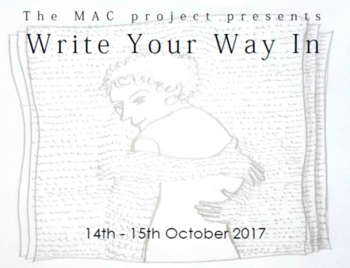 Write Your Way In | Workshop