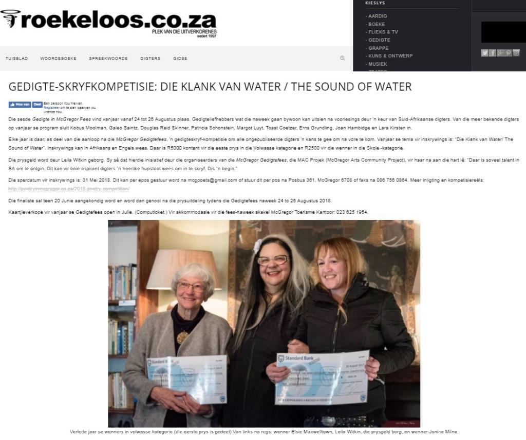 www.roekeloos.co.za