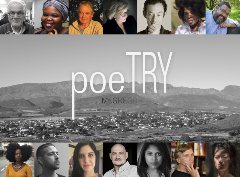 Poetry in McGregor 2018