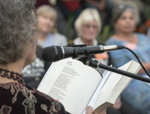 CELEBRATE POETRY IN McGREGOR