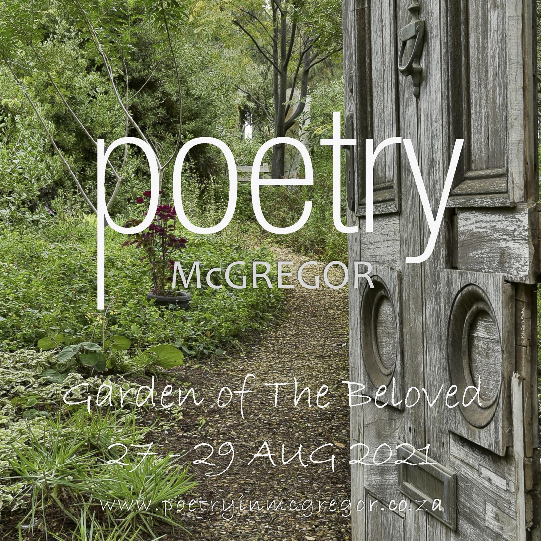 Poetry in McGregor 2021